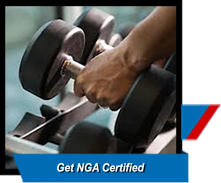 NGA Certified Personal Trainer